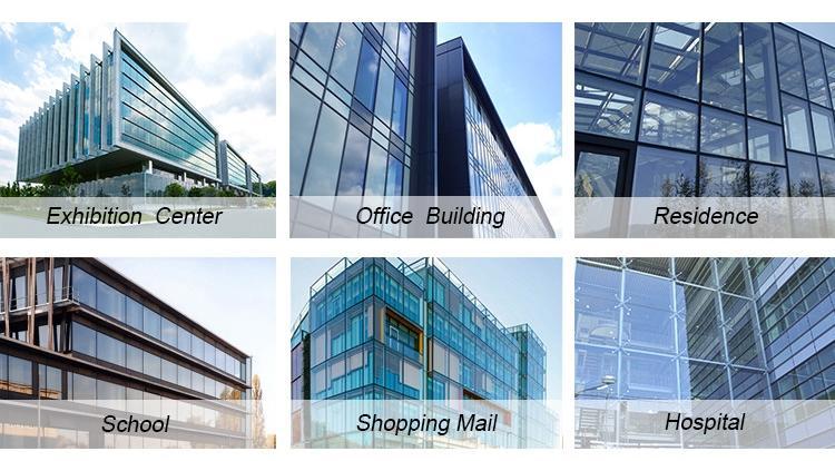 Wholesale glass aluminium windows prices AMGS Brand