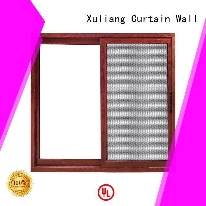 aluminum sliding windows commercial aluminium window glazed Warranty AMGS