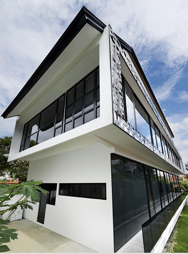 Singapore:Villa