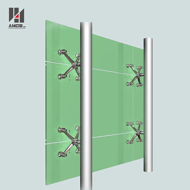 Point Support Glass Curtain Wall