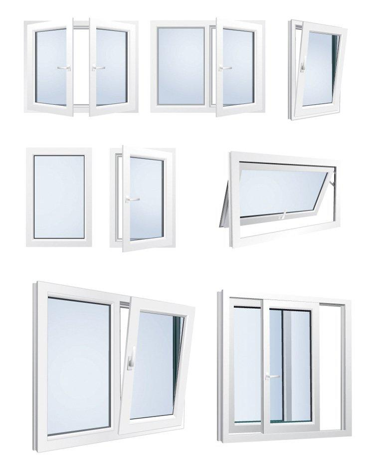 commercial swing modern double AMGS Brand awning windows supplier