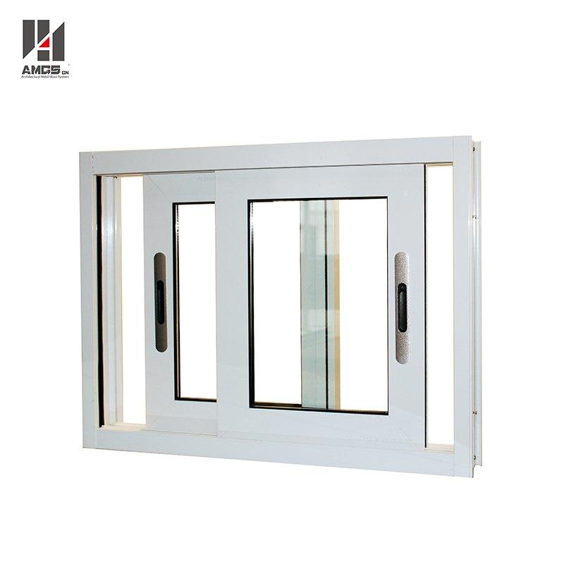 Powder Coating Aluminium Sliding Window Price