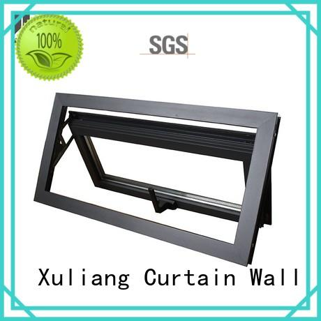 AMGS Brand double standard winder awning windows manufacture
