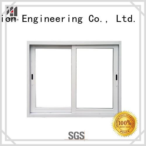 AMGS Brand mosquito aluminum sliding windows commercial office supplier