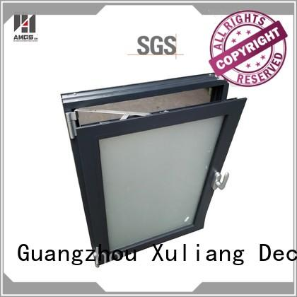 solid quality style tilt and turn windows price french AMGS company