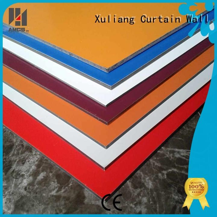 Wholesale aluminum composite panels AMGS Brand