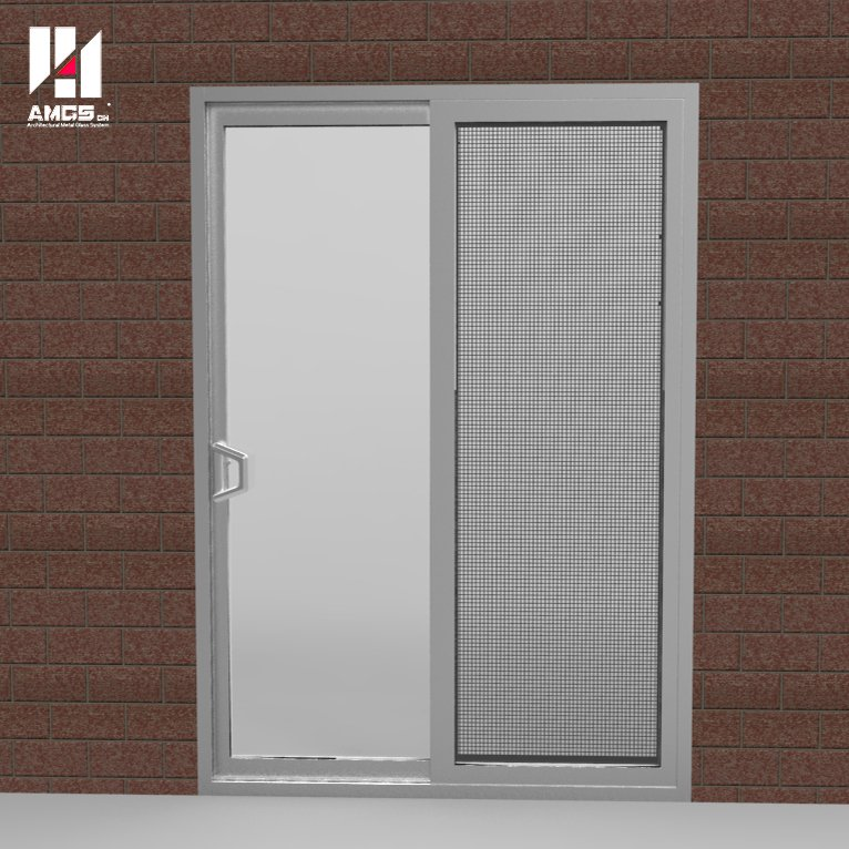AMGS Commercial Tempered Glass Aluminum Sliding Doors Manufacturers Aluminum Sliding Doors image13