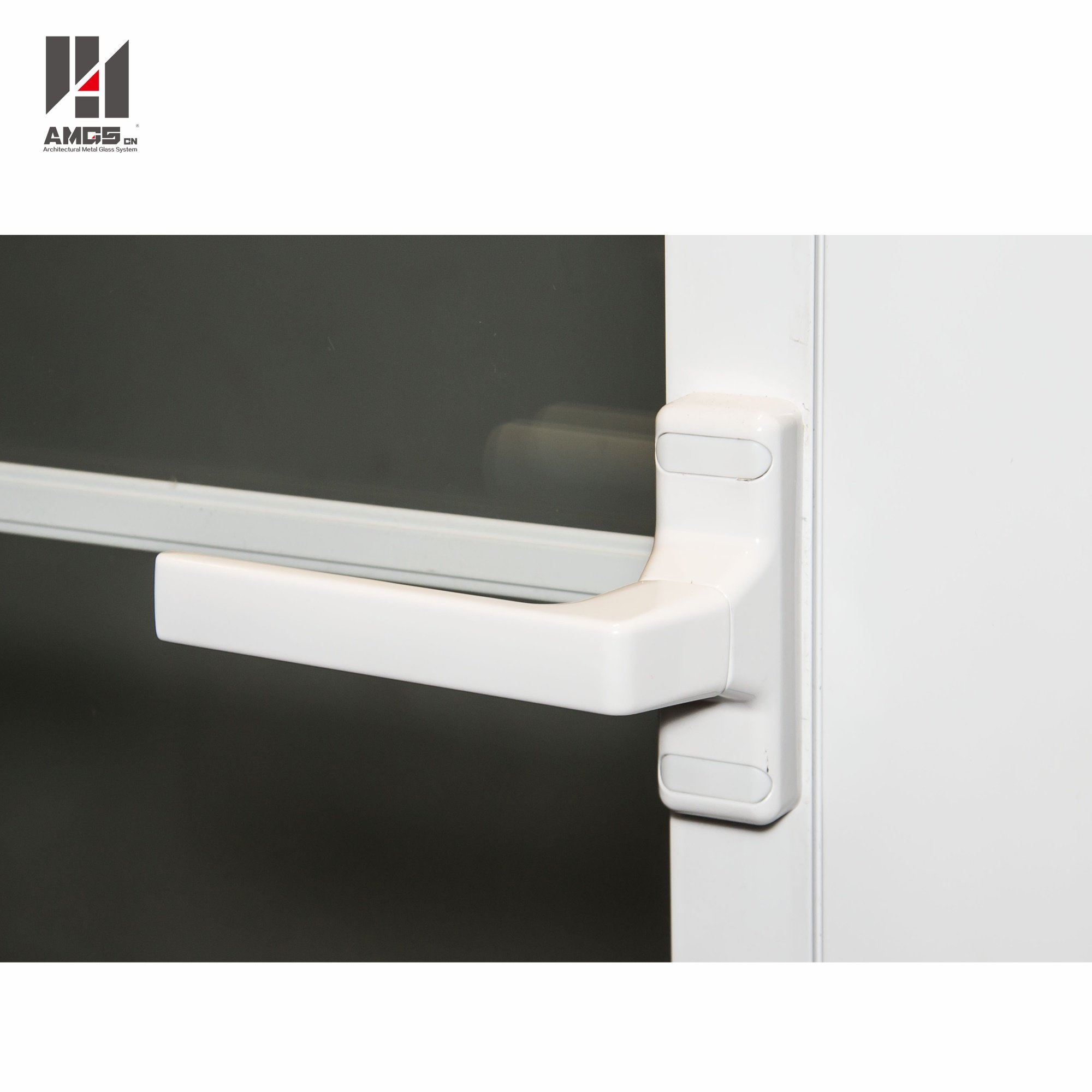 AMGS White Aluminum Casement Doors Windows With Grill Design Aluminum Casement Windows image15