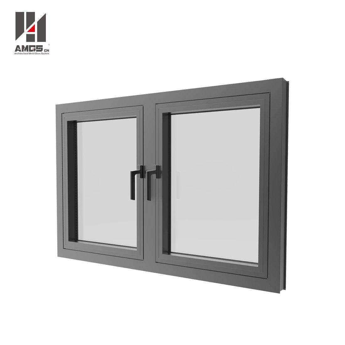 Commercial Aluminium Windows And Doors In China
