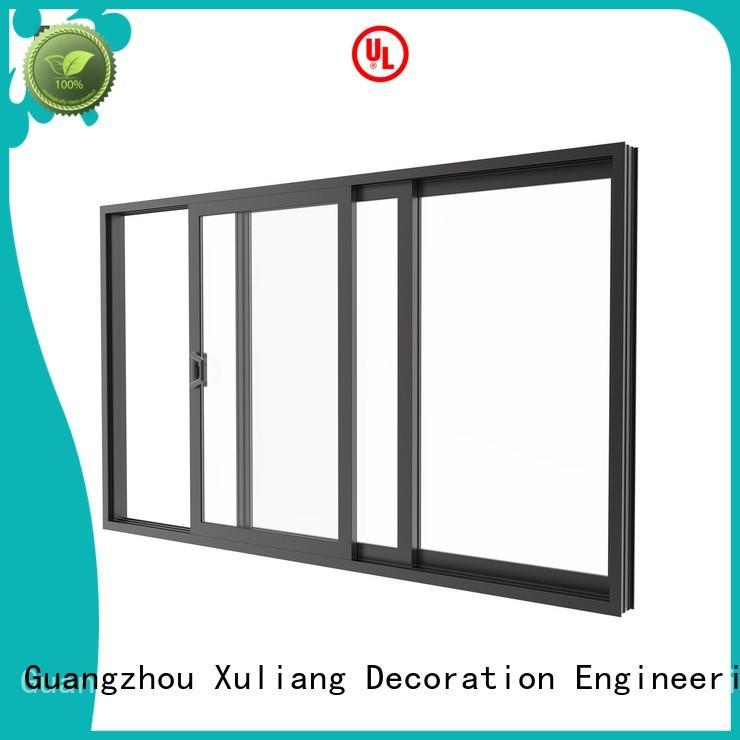 customized sliding aluminium sliding doors and windows or residen AMGS Brand