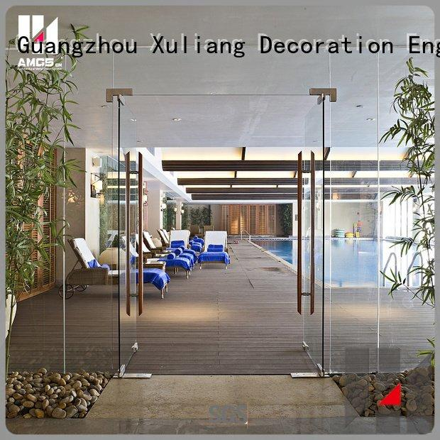 double door swing tempered interior office doors Bulk Buy