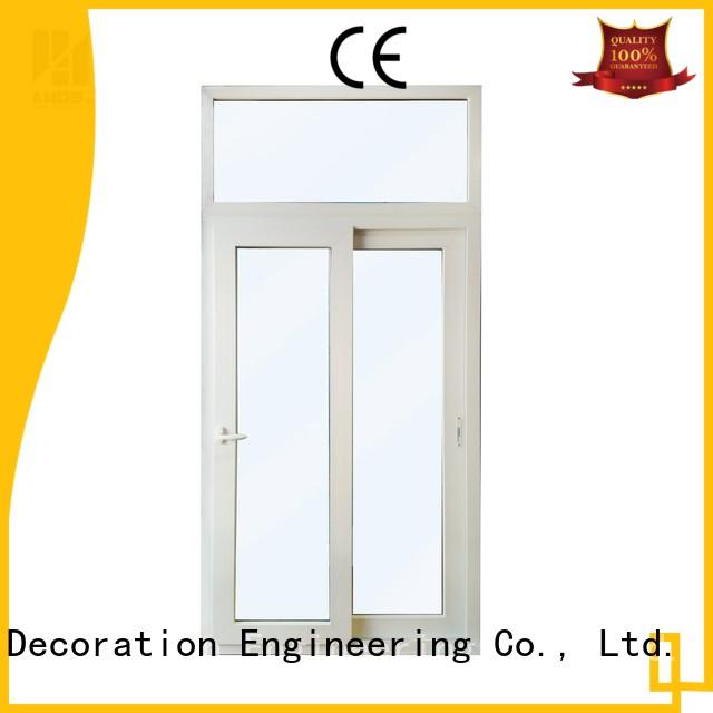 waterproof door pvc folding door window AMGS Brand company